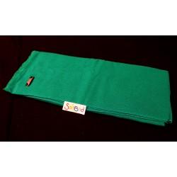 Echarpe cashemire vert